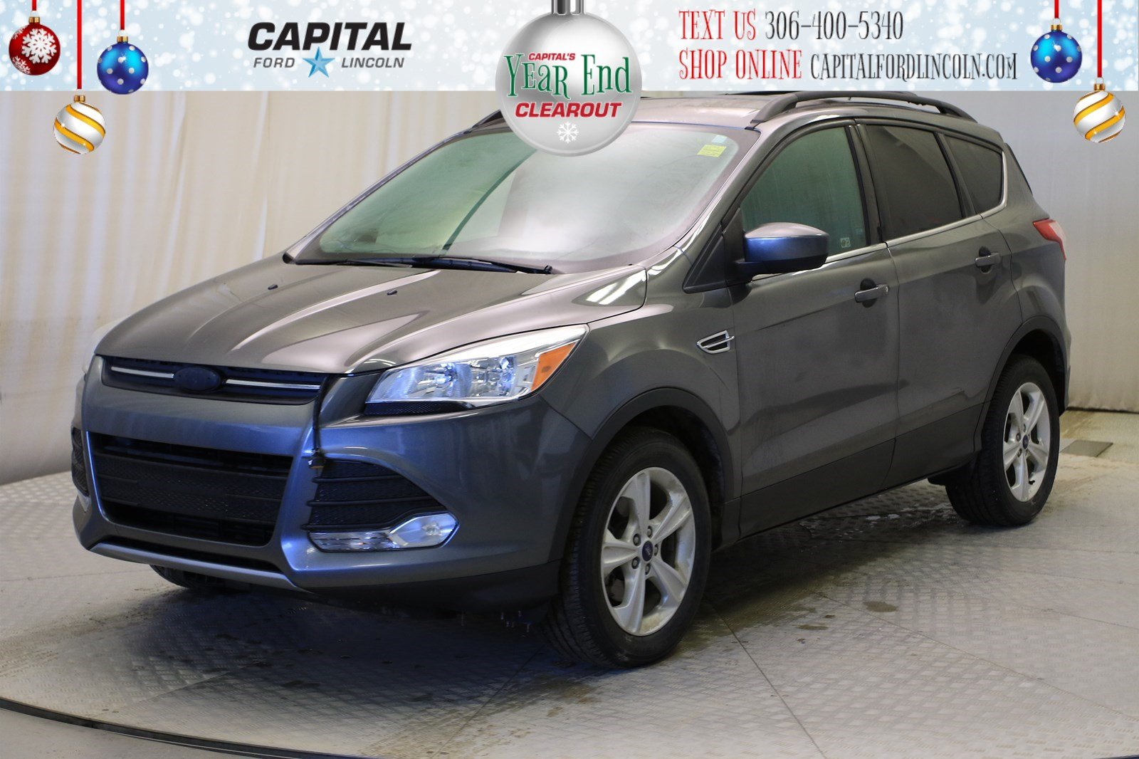 Pre-Owned 2013 Ford Escape SE EcoBoost™ **New Arrival**