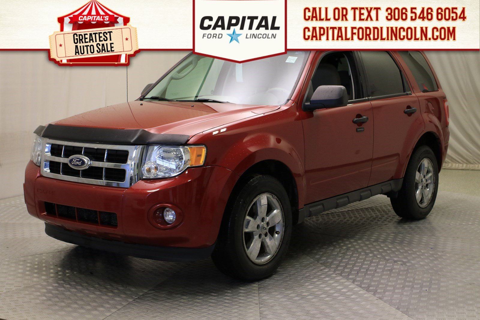 Pre-Owned 2010 Ford Escape XLT 4WD **New Arrival**