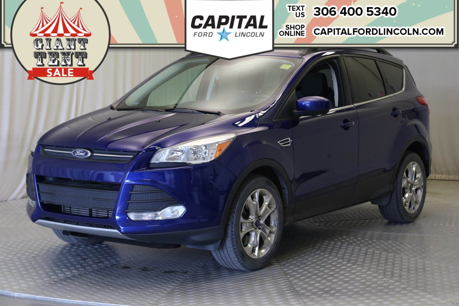 Pre-Owned 2016 Ford Escape SE 4WD | Sunroof |