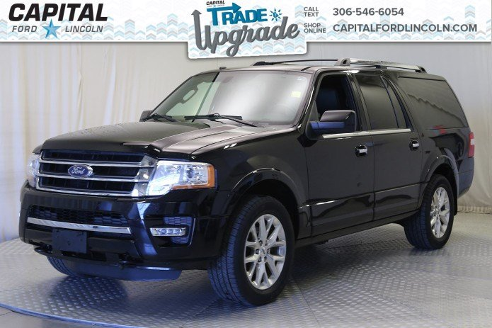 Pre-Owned 2017 Ford Expedition Max Limited 4WD