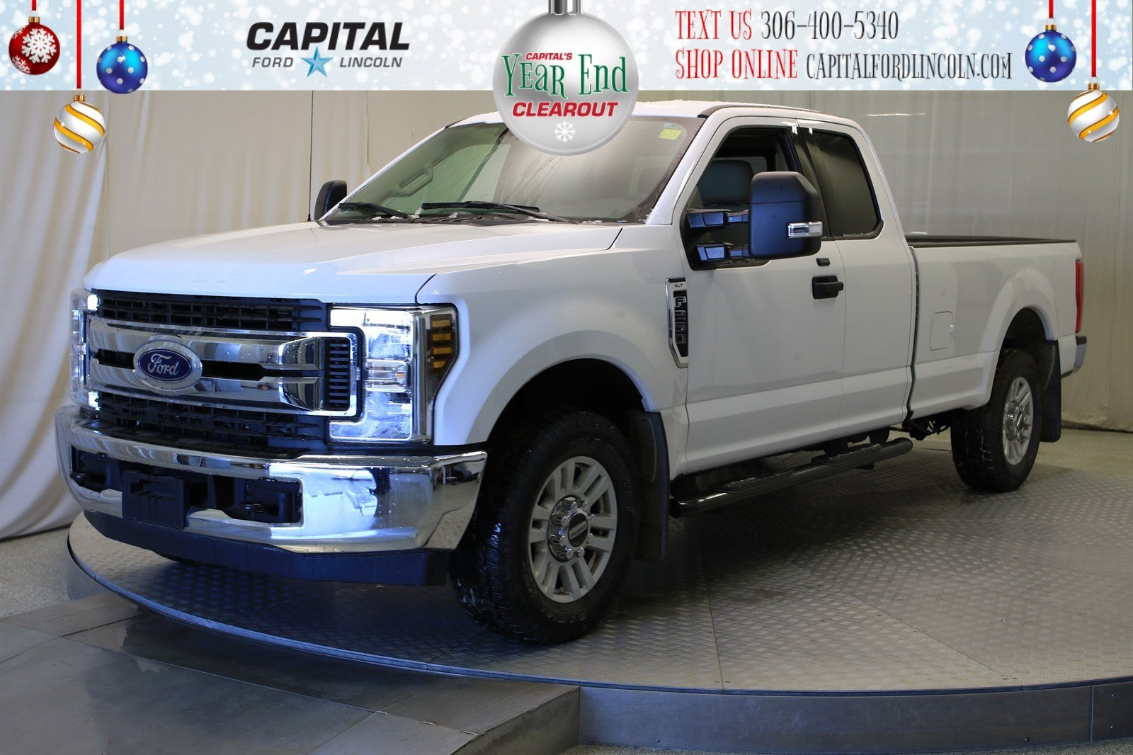 Pre-Owned 2019 Ford F-250 Gas SuperCab