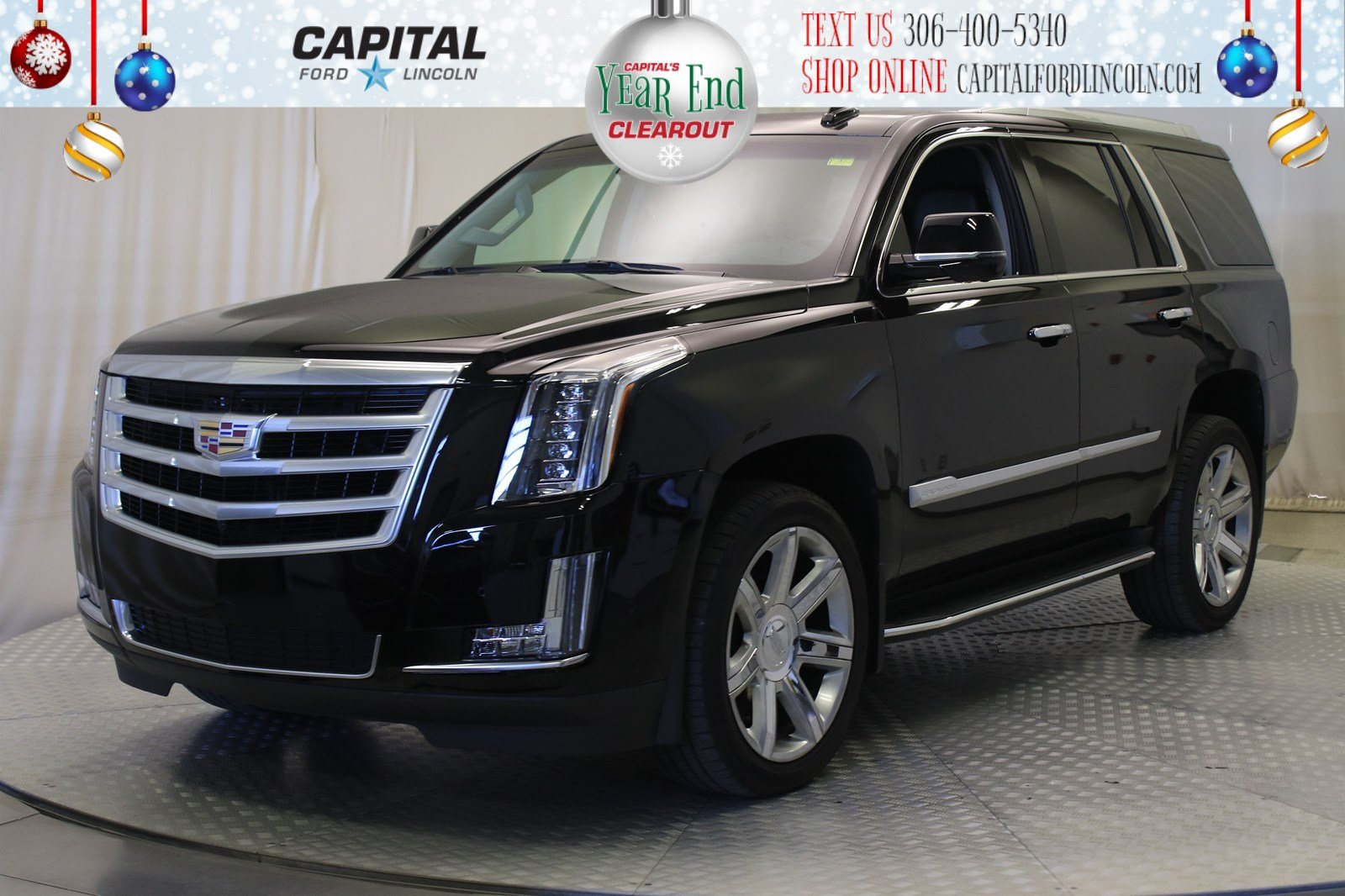 Pre-Owned 2018 Cadillac Escalade Luxury 4WD