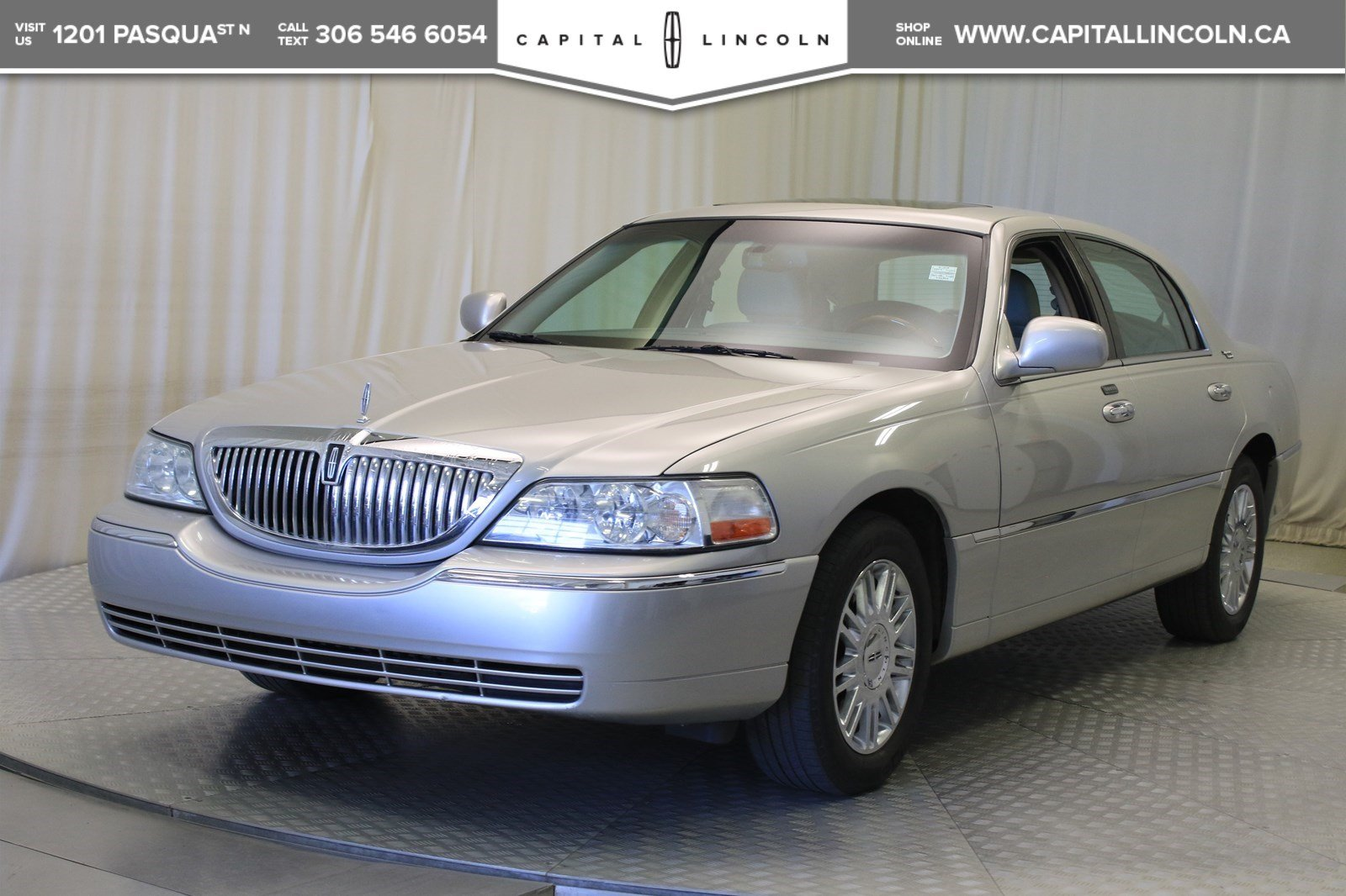 Certified Pre-Owned 2007 Lincoln Town Car Signature Limited