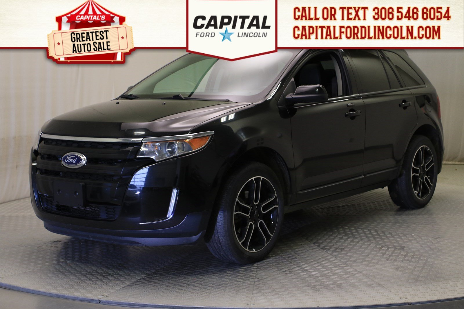 Pre-Owned 2013 Ford Edge SEL AWD | Appearance Package | Sunroof |