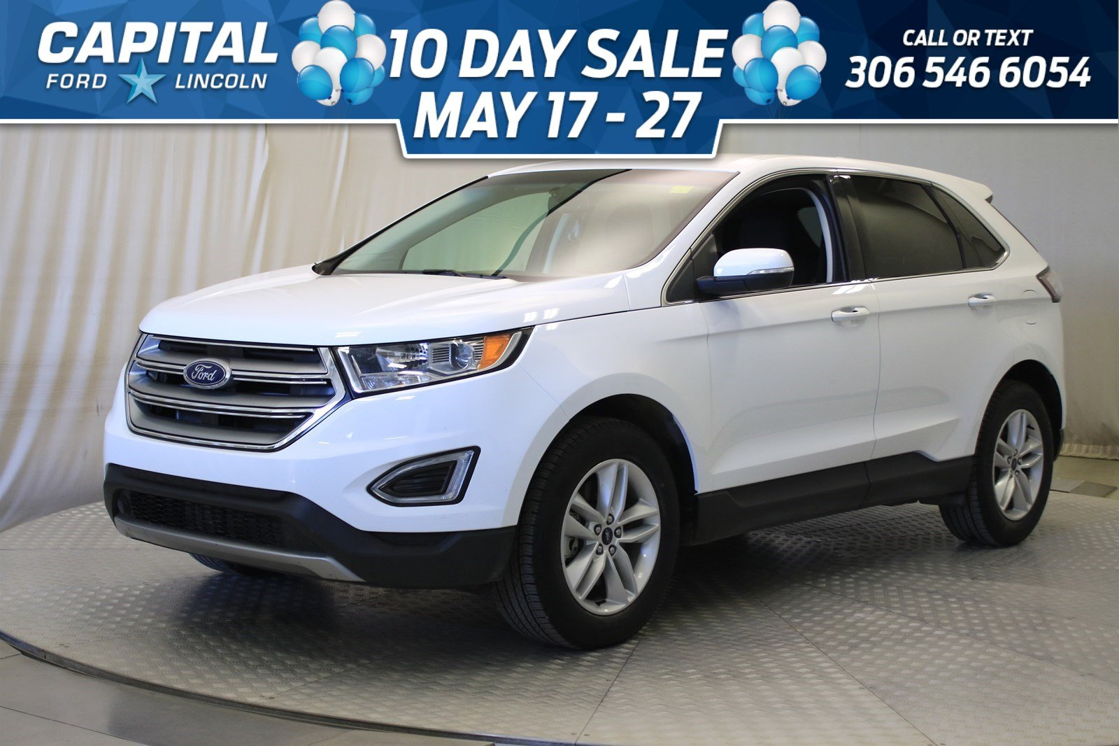 Pre-Owned 2018 Ford Edge SEL AWD