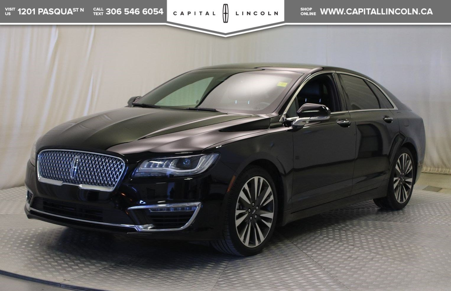 Pre Owned 2017 Lincoln Mkz Reserve Awd 400 Horse