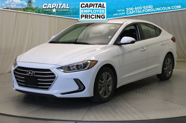 Pre-Owned 2018 Hyundai Elantra GL | Heated Steering Wheel | Heated Seats |