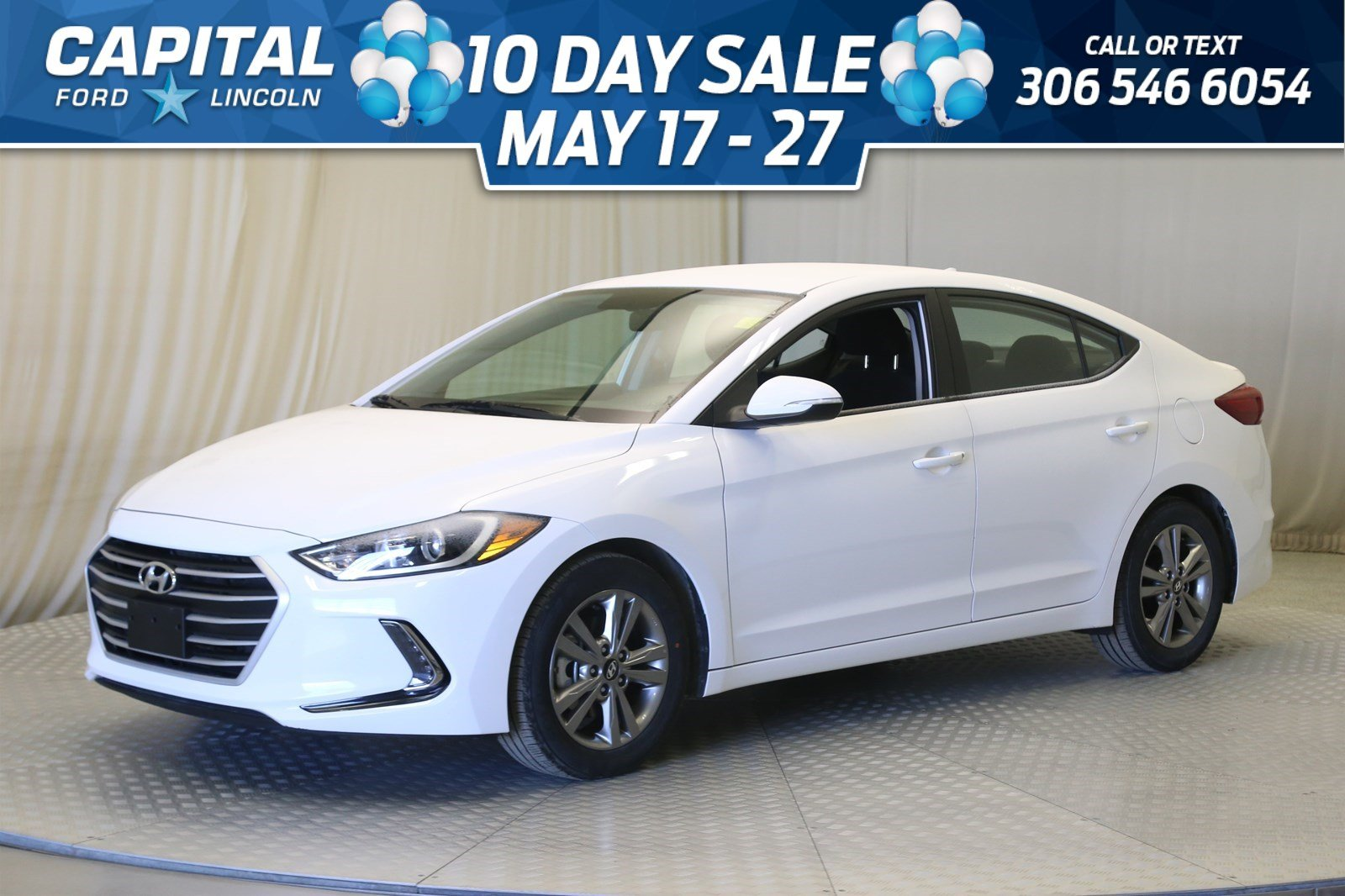 Pre-Owned 2018 Hyundai Elantra | Heated Steering Wheel | Heated Seats |