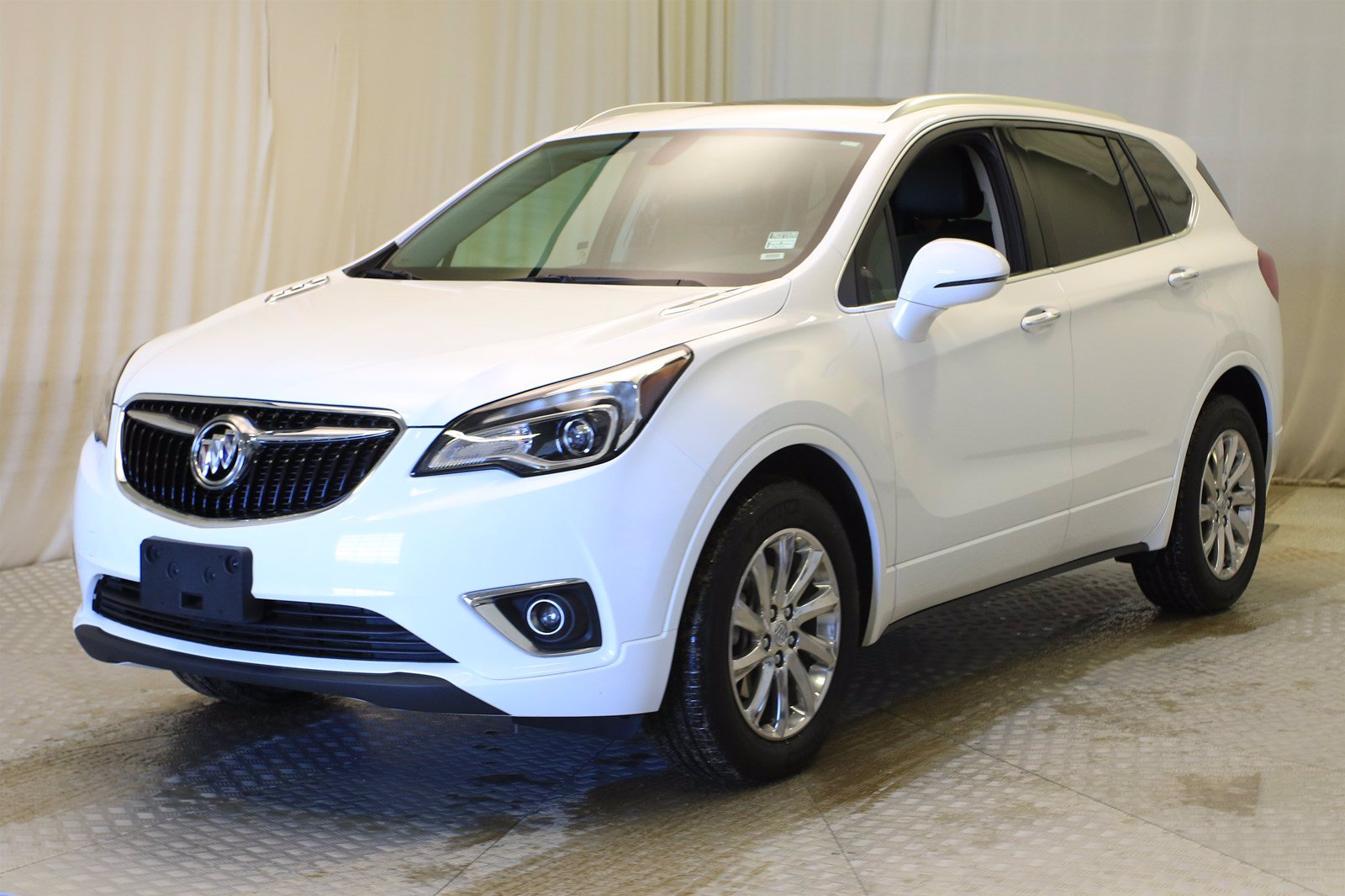 Certified Pre-Owned 2019 Buick Envision Essence AWD*LEATHER*SUNROOF*