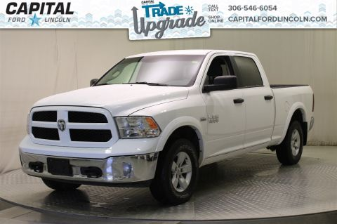 Pre-Owned 2017 Ram 1500 Outdoorsman