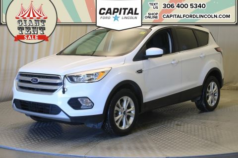 Pre-Owned 2018 Ford Escape SE EcoBoost™ 4WD