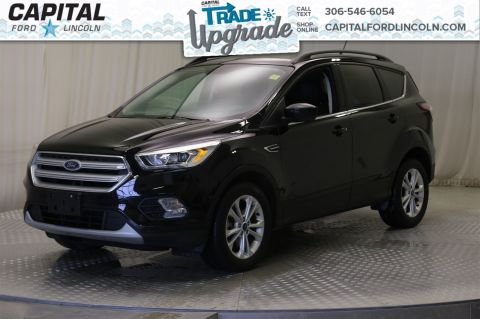 Pre-Owned 2018 Ford Escape SEL * Leather * Sunroof * 4WD *