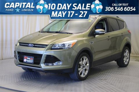 Pre-Owned 2014 Ford Escape Titanium EcoBoost™ 4WD **New Arrival**