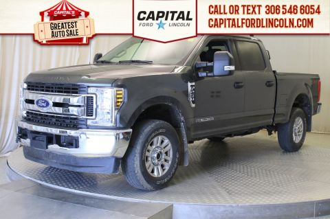 Pre-Owned 2018 Ford F-250 Diesel SuperCrew