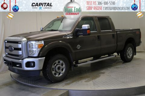 Pre-Owned 2016 Ford F-350 Diesel SuperCrew