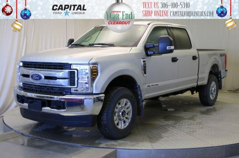 Pre-Owned 2018 Ford F-350 Diesel SuperCrew