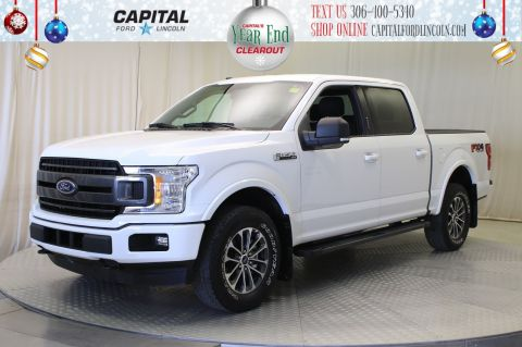 Pre-Owned 2018 Ford F-150 XLT | Sport | SuperCrew | 5.0L V8 |
