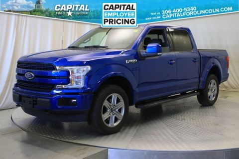 Pre-Owned 2018 Ford F-150 Lariat Sport | Sunroof |