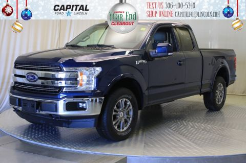 Pre-Owned 2018 Ford F-150 LARIAT | 4X4 | Leather |