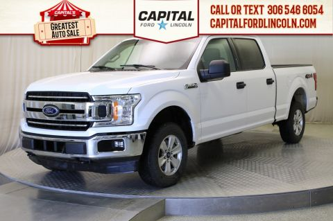 Pre-Owned 2018 Ford F-150 XLT Supercrew | 5.0L | Remote Start |