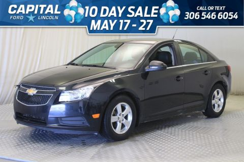 Pre-Owned 2014 Chevrolet Cruze 2LT | Leather | Sunroof | Manual |