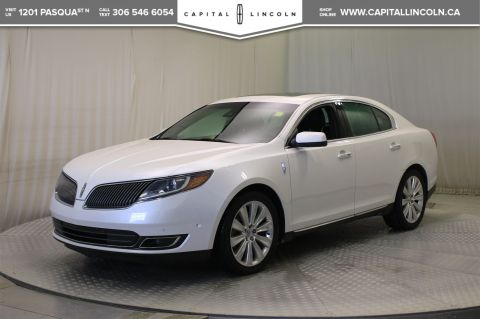 Pre-Owned 2015 Lincoln MKS EcoBoost AWD * V6 Turbo *