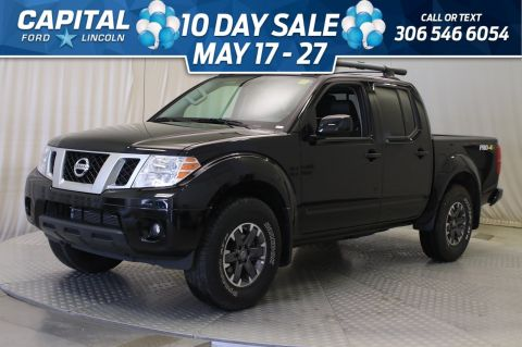 Pre-Owned 2018 Nissan Frontier PRO-4X | Leather | Sunroof |