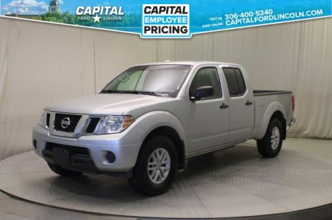 Pre-Owned 2017 Nissan Frontier