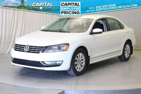 Pre-Owned 2015 Volkswagen Passat Trendline | Diesel | Heated Seats |