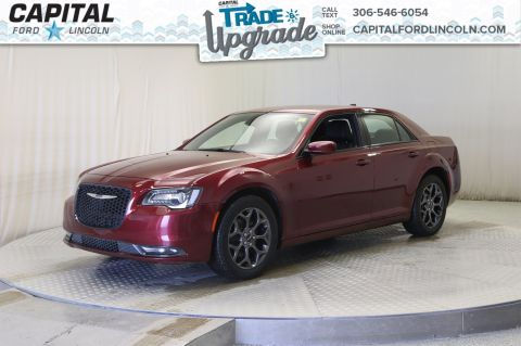 Pre-Owned 2018 Chrysler 300 300S AWD **New Arrival**