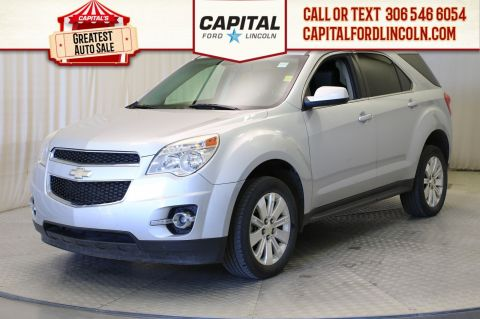 Pre-Owned 2011 Chevrolet Equinox 2LT AWD **New Arrival**