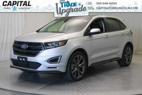 Pre-Owned 2017 Ford Edge Sport AWD