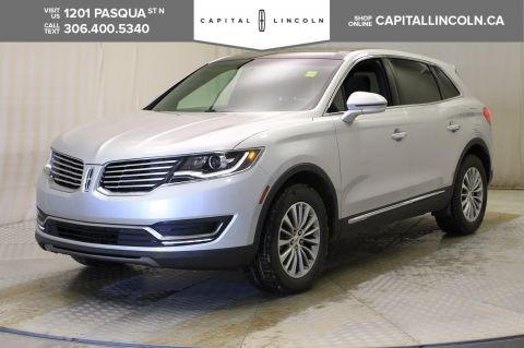 Pre-Owned 2018 Lincoln MKX Select AWD