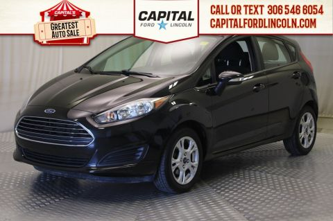 Pre-Owned 2015 Ford Fiesta SE HB