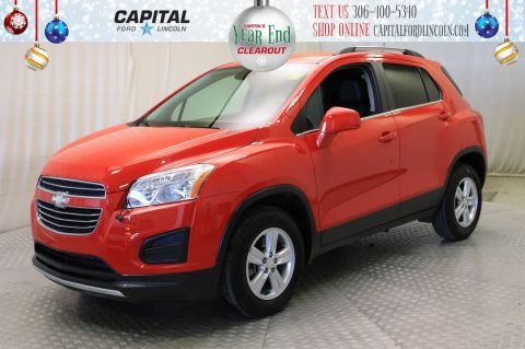 Pre-Owned 2016 Chevrolet Trax LT AWD