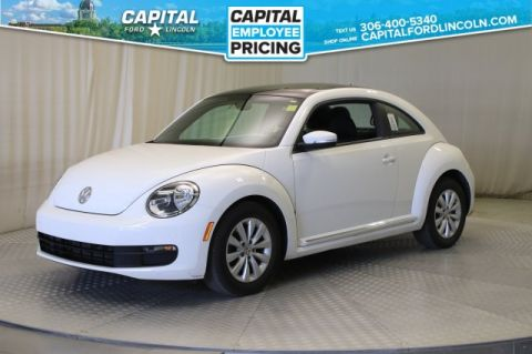 Pre-Owned 2013 Volkswagen Beetle Coupe Comfortline | Diesel | Sunroof |