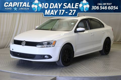 Pre-Owned 2011 Volkswagen Jetta Sedan Highline | Diesel Leather | Sunroof |