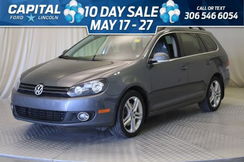 Pre-Owned 2013 Volkswagen Golf Wagon Comfortline | Diesel | Alloy Wheels |