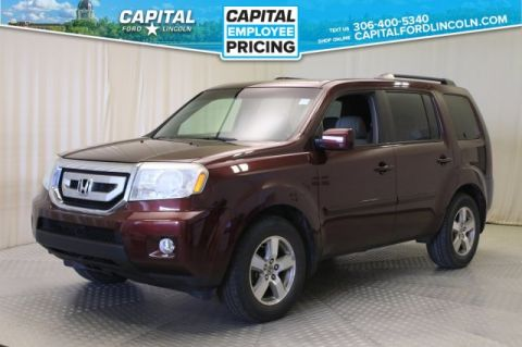 Pre-Owned 2009 Honda Pilot EX-L 4WD | Sunroof | DVD | Leather |