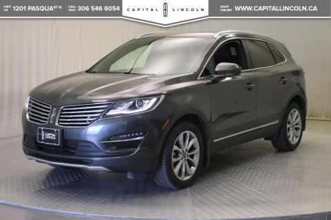 Pre-Owned 2018 Lincoln MKC Select AWD