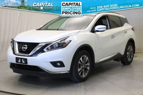 Pre-Owned 2018 Nissan Murano SV | Sunroof |