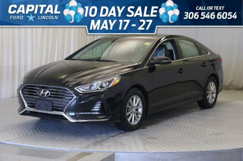 Pre-Owned 2018 Hyundai Sonata * Alloy Wheels * Heated Seats *