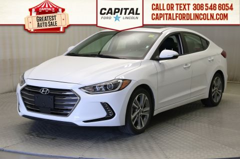 Pre-Owned 2018 Hyundai Elantra GLS | Leather | Sunroof |