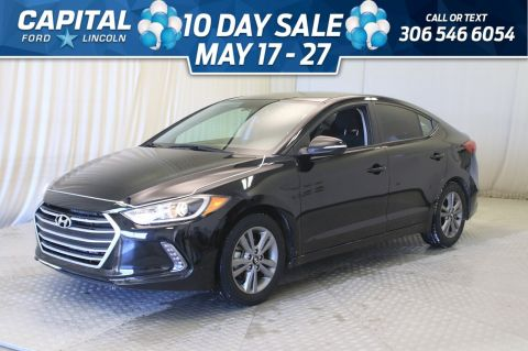 Pre-Owned 2018 Hyundai Elantra GL *7 TOUCHSCREEN - CROSS TRAFFIC ALERT - BACK UP CAMERA* **New Arrival**