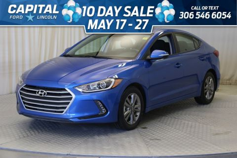 Pre-Owned 2018 Hyundai Elantra * Heated Seats * Heated Steering Wheel *