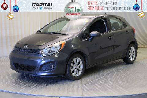 Pre-Owned 2013 Kia Rio HB LX+ | Heated Seats |